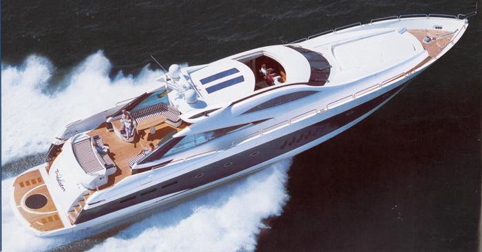 Sunseeker Predator 82 Yacht