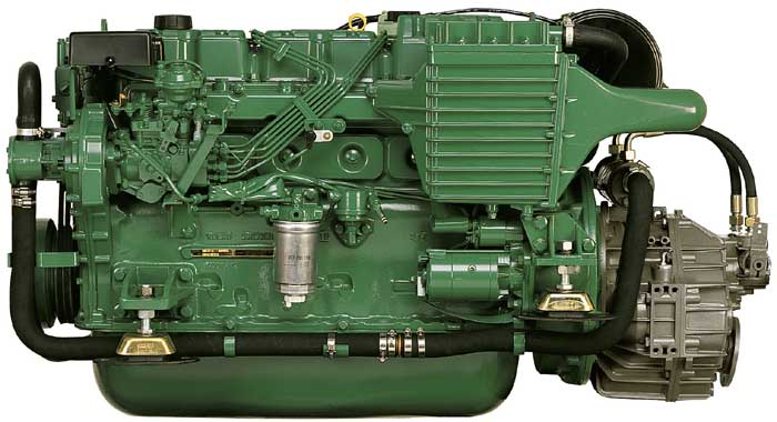 volvo penta tamd 41 shop manual